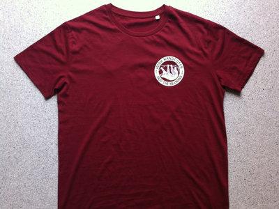 """""""Sloth"""" - Shirt (red) main photo"""