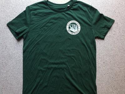 """""""Sloth"""" - Shirt (green) main photo"""