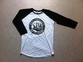 """""""Sloth"""" - Baseball Raglan Shirt photo"""