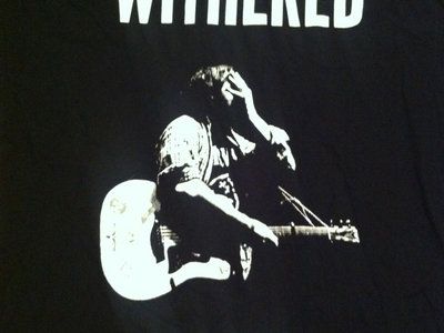 "Withered Hand ""Facepalm' Tee main photo"