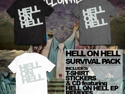 Megabusive w/ Awkward - Hell On Hell 'Survival Pack' main photo