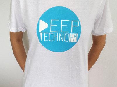 dtfm white unisex t-shirt main photo