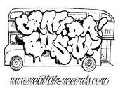 GRAFF DA BUS UP - TEE SHIRT - ARTWORK BY CREPT (NOW HALF PRICE £££) photo