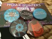 Hoax Hunters merch pack! photo