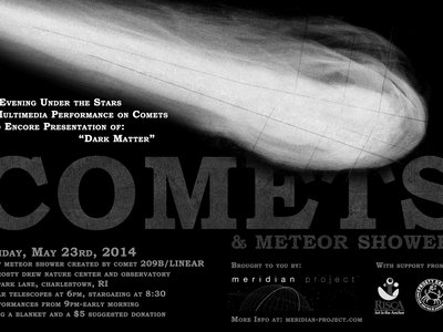 Comets & Meteor Showers Poster main photo