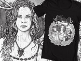 "Alunah ""Triple Moon Goddess"" T-Shirt photo"