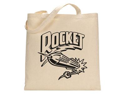Natural Rocket Logo Tote Bag main photo