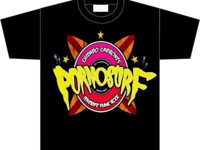 Pornosurf logo t-shirt main photo