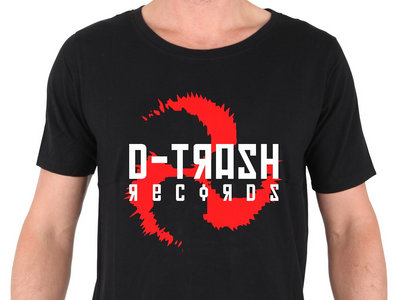 DTRASH200 - D-TRASH Records T-Shirt main photo
