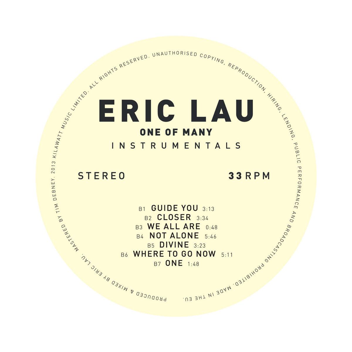 One of Many | Eric Lau