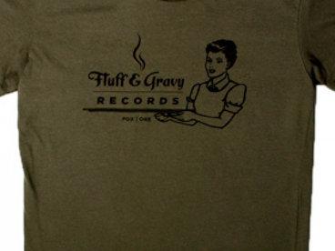 Fluff and Gravy Classic Logo t-shirt main photo