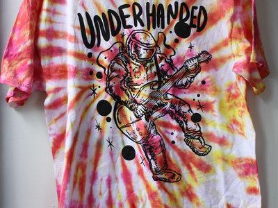 Spaceman Tie-Dye Shirt main photo