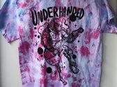 Spaceman Tie-Dye Shirt photo