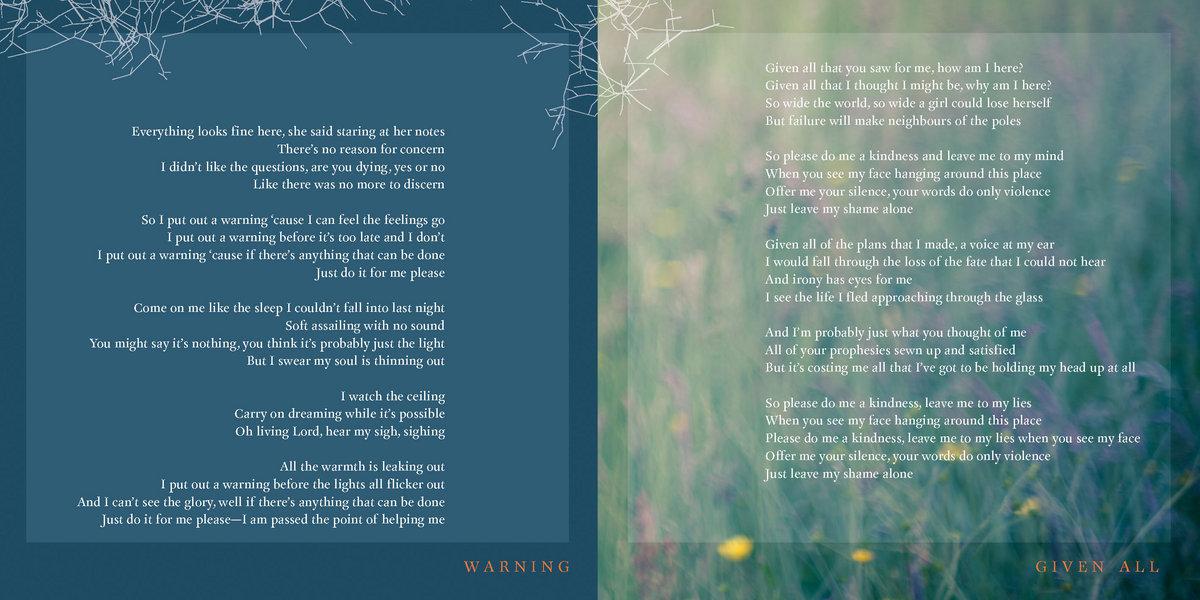 Warning | Miriam Jones