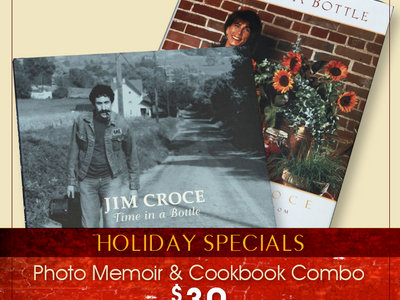 Time In A Bottle (Photo Memoir) & Thyme In A Bottle (Cookbook) main photo