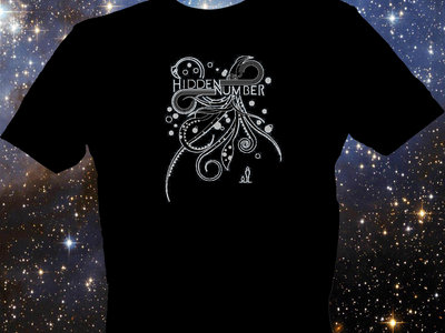 Outerspacetapus T-Shirt (Dark) main photo