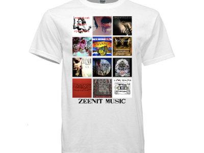 Zeenit Music T-Shirt main photo