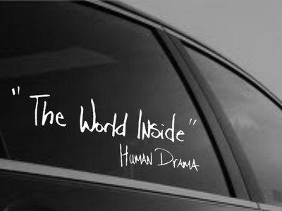 """The World Inside"" Sticker main photo"