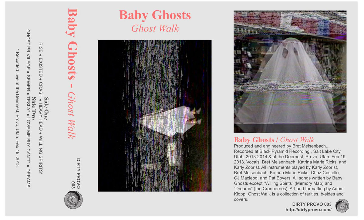 Ghost Walk | Baby Ghosts