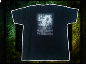 Black Monk t-shirt photo