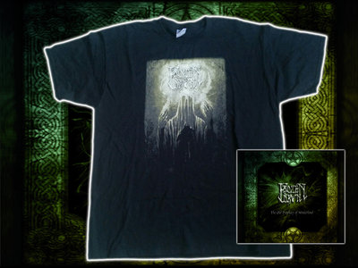 "PACK: Black Monk t-shirt + ""The Old Prophecy Of Winterland"" SLIPCASE EDITIONCD main photo"