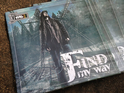 Find My Way Physical Album main photo