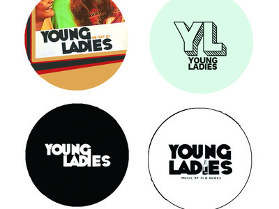 Young Ladies pin main photo