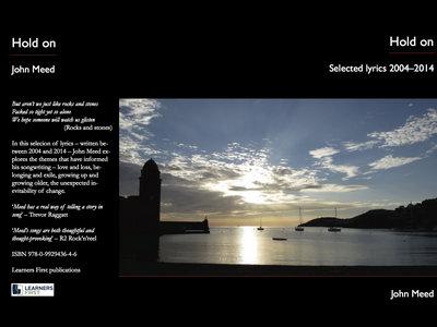 Hold on – Selected lyrics 2004–2014 main photo