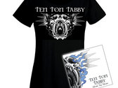 Sabre-Tooth T-Shirt & Stone By Stone CD Combo photo