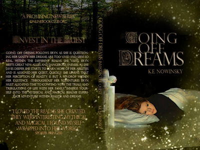 Going Off Dreams (Volume 1) Paperback – Large Print main photo