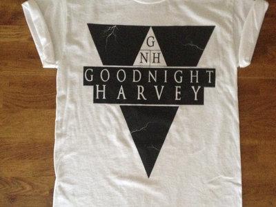 Goodnight Harvey T shirt main photo