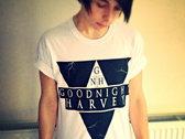 Goodnight Harvey T shirt photo