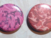 Limited Edition button badge Set No.1 photo