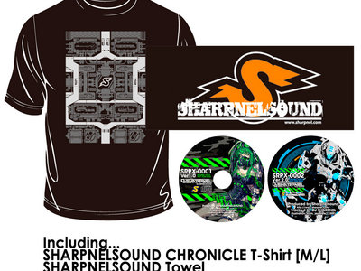 SHARPNELSOUND LIMITED PACK main photo