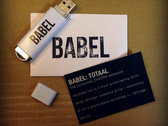 TOTAAL COMPLETE ZWERM SESSIONS Limited Edition 11 Hour USB Drive photo