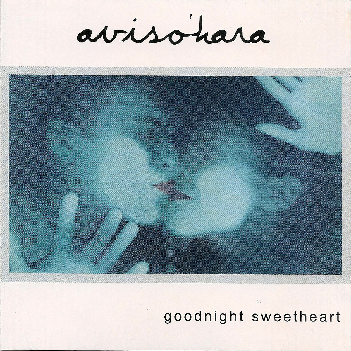 Aviso Hara Goodnight Sweetheart The Slow Wire Avisohara