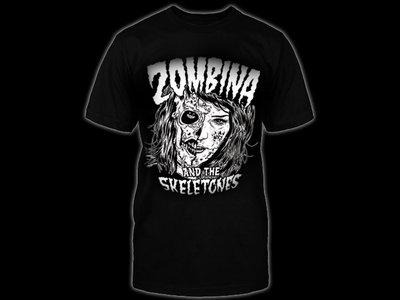 Zomb's Rotting Face Tee main photo