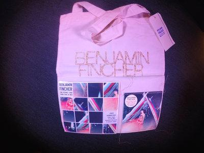 Pack Benjamin Fincher = Vinyl + CD + Tote Bag main photo