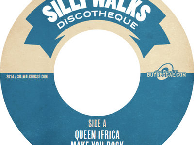 "Clock Tower Riddim - 7"" Vinyl - Queen Ifrica/Dub main photo"