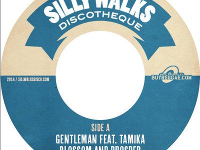 """Clock Tower Riddim - 7"""" Vinyl - Gentleman ft. Tamika/Clay main photo"""