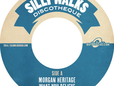 "Clock Tower Riddim - 7"" Vinyl - Morgan Heritage/Torch main photo"