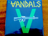 Vandals Official Magnet 3 pack photo
