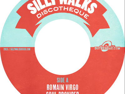 "Brighter Days Riddim - 7"" Vinyl - Romain Virgo/Etzia main photo"