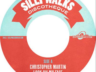 "Brighter Days Riddim - 7"" Vinyl - Christopher Martin/Exco Levi main photo"