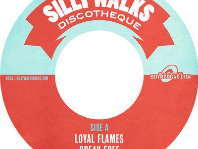 "Brighter Days Riddim - 7"" Vinyl - Loyal Flames/Fiji & J Boog main photo"