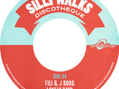 "Brighter Days Riddim - 7"" Vinyl - Loyal Flames/Fiji & J Boog photo"