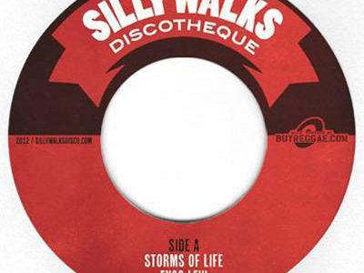 "Storms Of Life Riddim - 7"" Vinyl - Exco Levi/Version main photo"