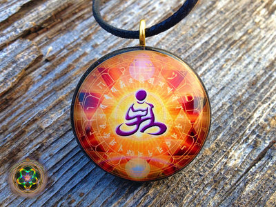 Desert Dwellers Orgone Vortex Necklace main photo