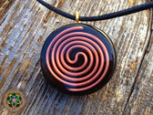 Orgone Vortex Necklace photo