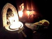 THE IMMORTAL COLLECTION —limited edition antique coffin USB: ENTIRE disography, plus unreleased tracks and full NOSFERATU film with Jill Tracy score photo